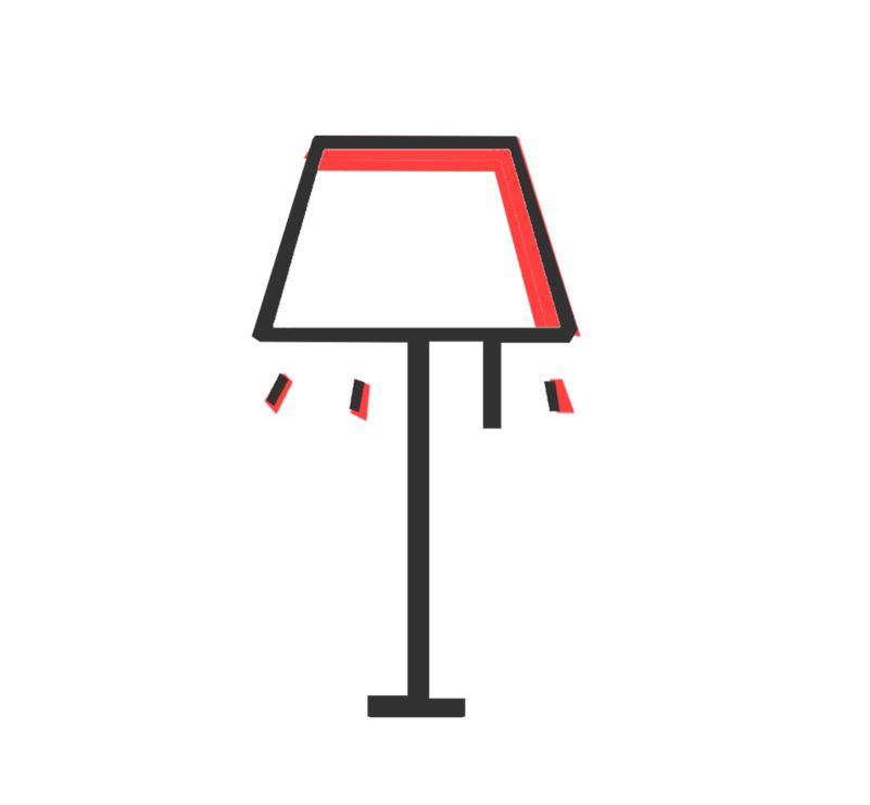 Lamp/Chandelier