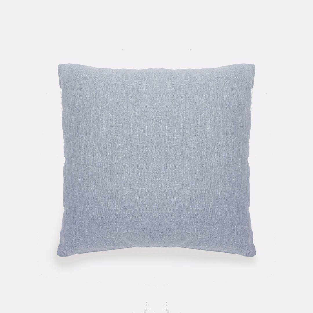 Crisp Linen - Turkish Blue Cushion