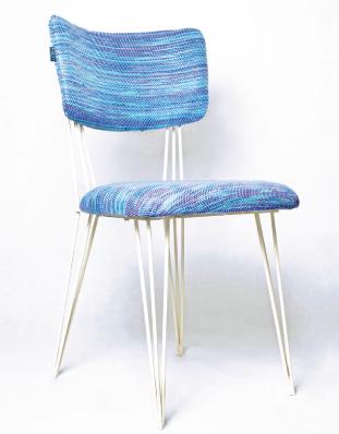 Grammy's Hue Ocean Blue Chair