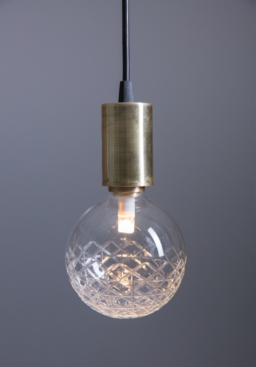 Dandera Glass Bulb