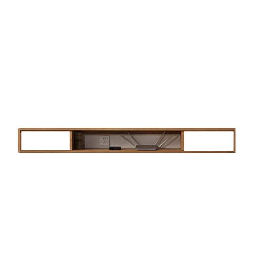 Wall mounted Tv shelf