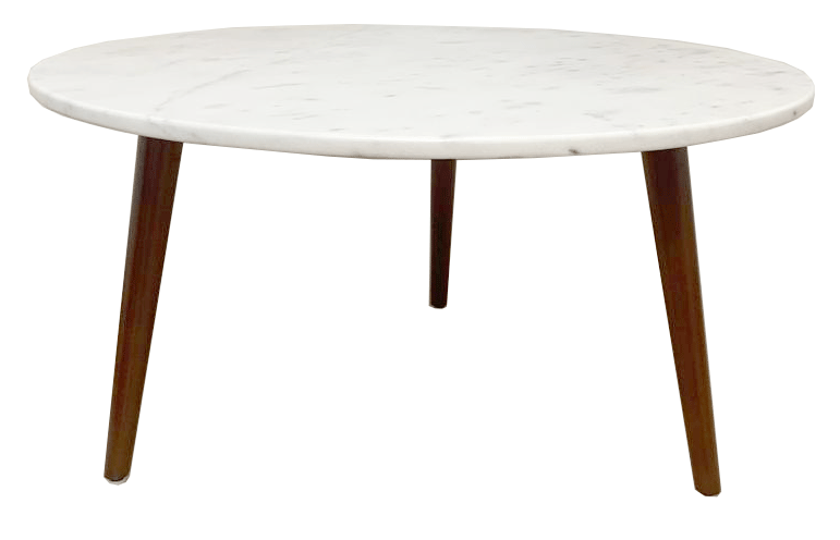 June Marble Coffee Table