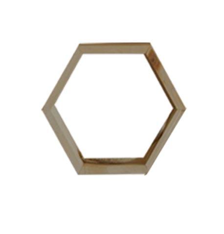 Honey Comb Shelf