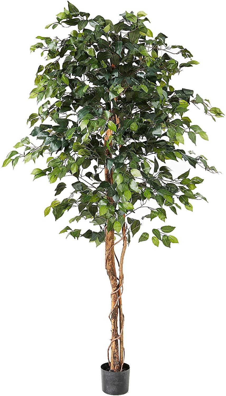 Artificial Benjamina Tree - Small Leaf
