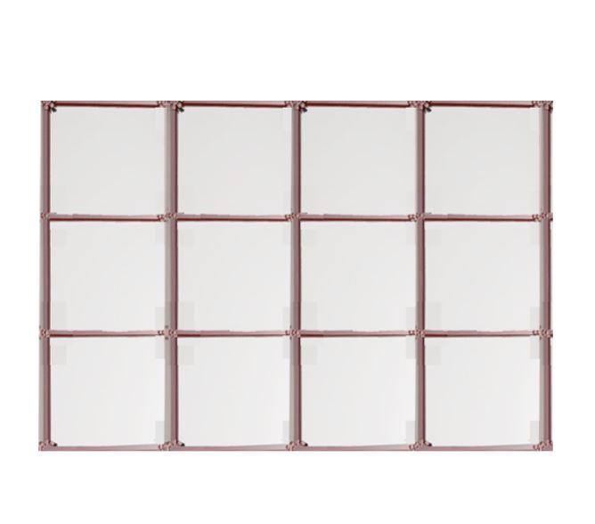 Rectangular Grid Mirror
