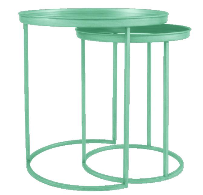 Mint Atik Side Table
