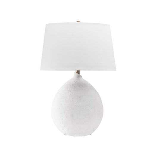 Pottery Vase Table Lamp