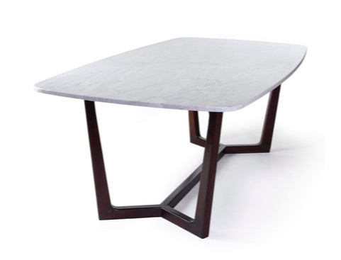 Double Y Dining Table