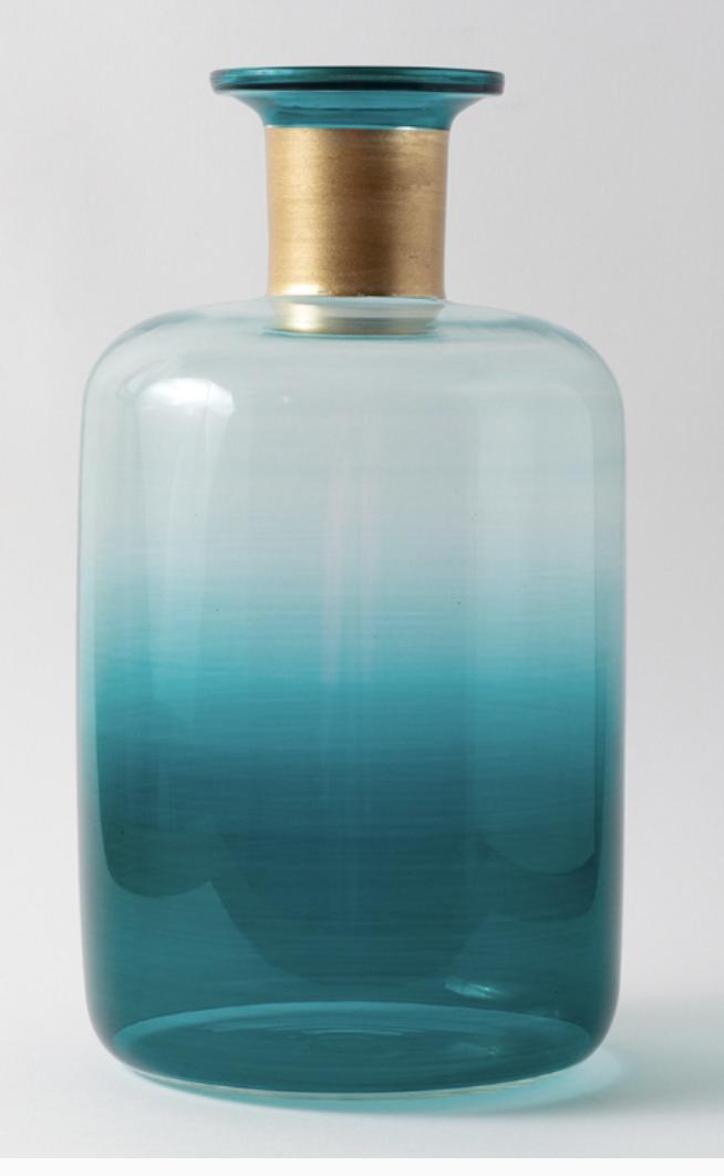 Gradient Turquoise GOLDEN ACCENT
