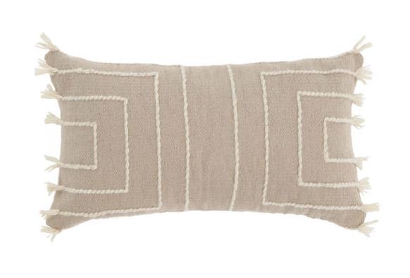 Ridge Cushion (rectangular)