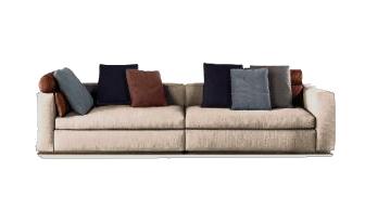 Leonard 2 Seater Sofa