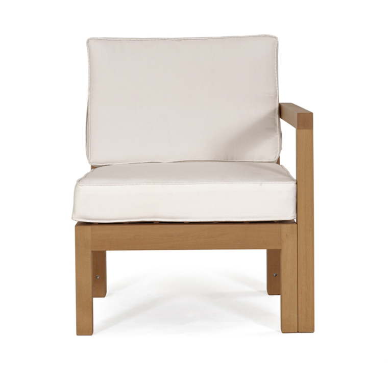 mastaba mix chair with one arm