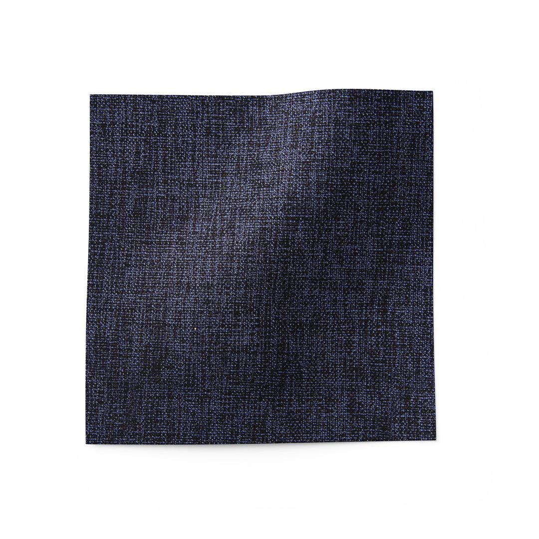 Indigo Plain Fabric