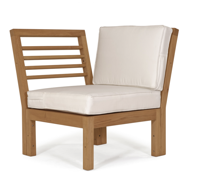 mastaba mix corner chair