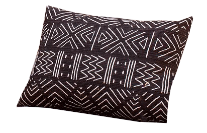 Zulu Onyx Cushion