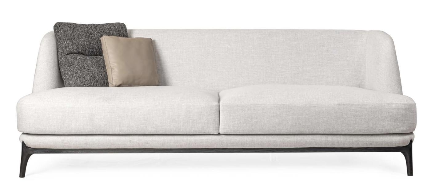 Velvet Sofa (280 cm)