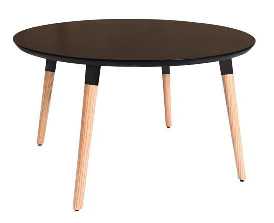 Basic Black Coffee Table