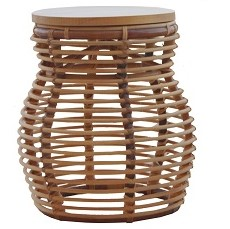 Bamboo Sidetable